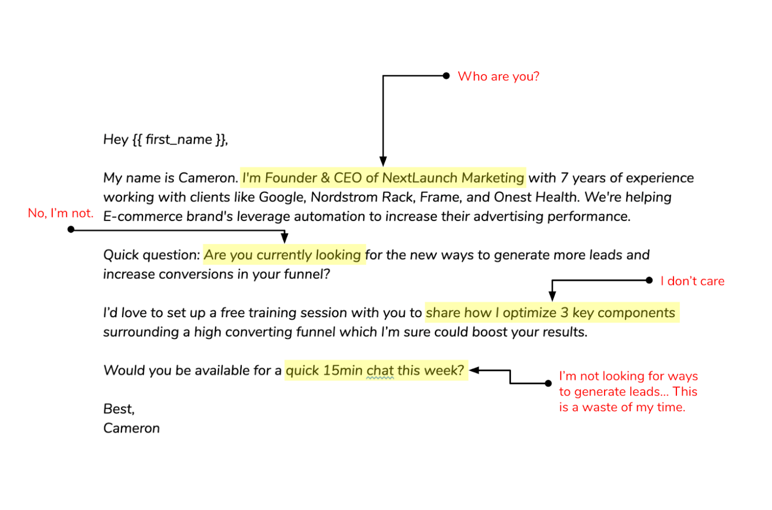 How to Prospect using LinkedIn + Personalized Email Campaigns